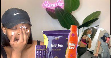 Princess Rese 2020 Life Update ! CBD Iaso Tea | Weight-loss journey
