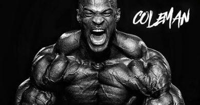 RONNIE COLEMAN [HD] BODYBUILDING MOTIVATION