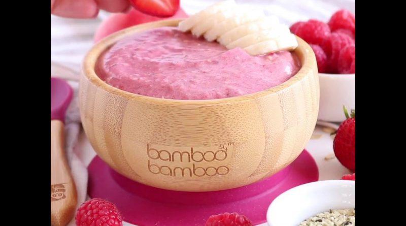 Raspberry Superfood Smoothie