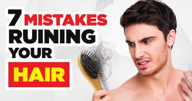 STOP Doing This! 7 COMMON Hair Care Mistakes Men Make