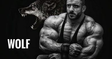 THE WOLF IS COMING FOR YOU [HD] BODYBUILDING MOTIVATION