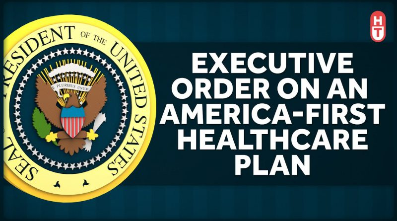 The Recent Executive Order Can't Fix Healthcare