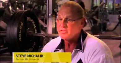 Top Secrets about Anabolic Steroids - Full Documentary