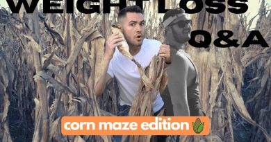 Weight Loss Journey Q&A (Corn Maze Edition)