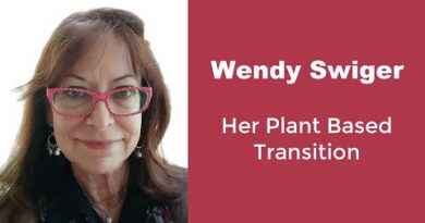 Wendy Swiger - Shares her Plant Based Weight Loss Journey