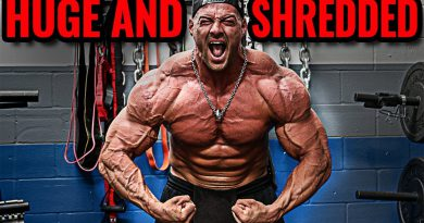 World's Tallest Pro Bodybuilder (Muscle Monster Documentary)