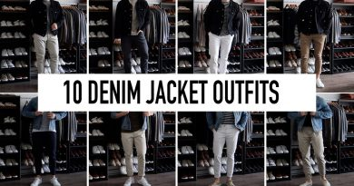10 Denim Jacket Outfits | Men's Fashion | Style For Men