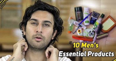 10 Men's Essential Products ( MUST HAVE ) All under Rs 1500