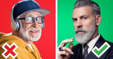 10 Mistakes Mature Men Make Trying To Look Young