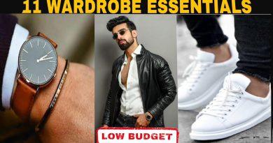 11 Low Budget WARDROBE ESSENTIALS| हर लड़के के पास होने चाहिए| MUST HAVES| INDIAN MEN'S FASHION|