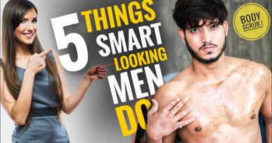 5 Things Every Smart Looking Men Do ! | HINDI
