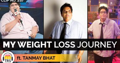 @Tanmay Bhat On His Weight Loss Journey | TheRanveerShow Clips