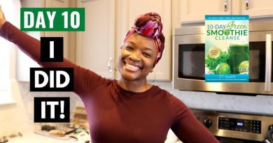 DAY 10 | 10-Day GREEN SMOOTHIE CLEANSE | VLOG Series