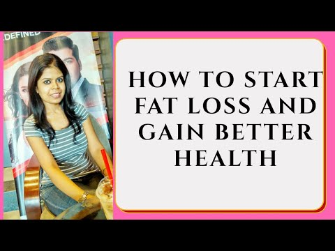 Ep-1 How to start your weight loss journey | Basics of fat loss