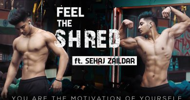 Feel The Shred | Gym Motivation | Teenager Bodybuilder | Sehaj Zaildar