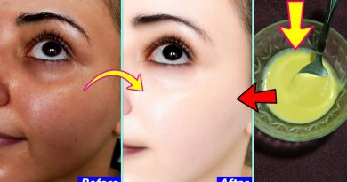 Get Fair Clear And Glowing Skin In Just 20 Minutes / Fast Skin Whitening Face Pack
