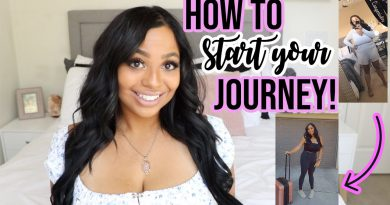 HOW TO START YOUR WEIGHT LOSS JOURNEY | THE STARTING POINT, THE BREAKING POINT, ETC