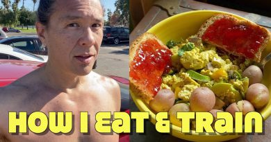 How I Eat & Train as a Non-Deficient Vegan of 10 Years (& Giveaway)