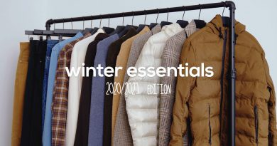 How to Build an Essential Winter Wardrobe | Men's Fashion 2020/2021