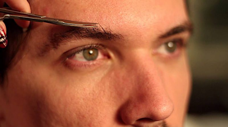 How to Get Sexy Eyebrows for Men : Men's Grooming Tips