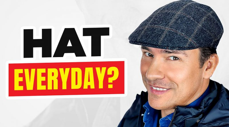 I Wore A Hat Every Day For A Week & This Happened!