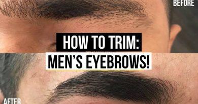 MEN'S EYEBROW GROOMING TUTORIAL *EASY GROOMING ROUTINE*  | JAIRWOO