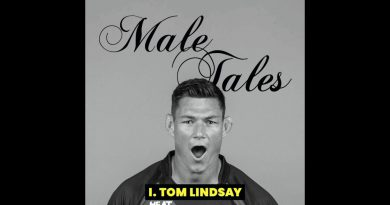 Male Tales Episode 1: Binge Eating, Anxiety & Depression