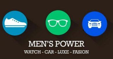 Men's POWER - Lifestyle for men