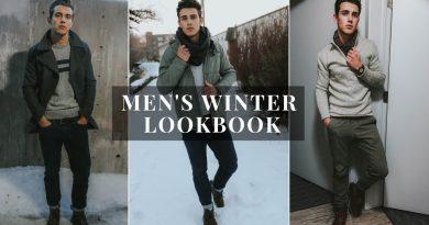 Men's Winter Lookbook | Lifestyle