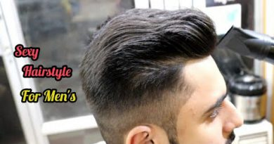 New Sexy Hairstyle For Men's   Men's Lifestyle   Beard N Hairstyle