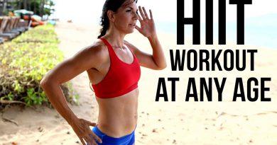 Sprint Training for Burning Belly Fat w/ Cynthia Monteleone