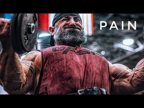 THE PAIN WILL NOT STOP ME [HD] BODYBUILDING MOTIVATION