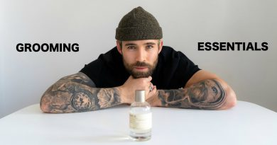 TOP 10 GROOMING ESSENTIALS | my go to products