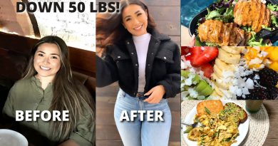 WHAT I EAT IN A DAY + weight loss journey updates! ♡