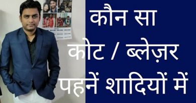 Which Blazer Suits in Marriage Parties | Indian Style Code | Men's Fashion
