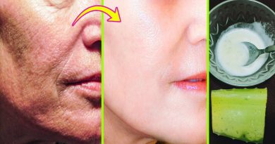 You Look 15 Years Younger With Using This Secret Homemade Anti-aging Cream