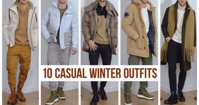 10 Casual Winter Outfit Ideas for Men | Style Inspiration