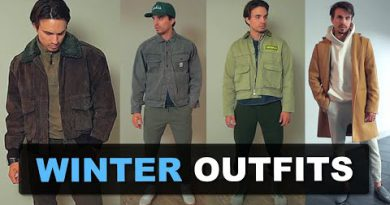 11 EASY Outfit Ideas For Winter 2020-21 + Top Men's Style Trends