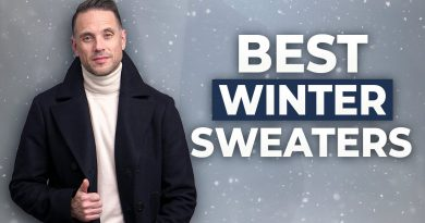 5 Winter Sweaters Every Man Needs   Winter Sweater Outfits for Men