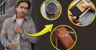 7 ACCESSORIES EVERY MAN MUST OWN | Alex Costa