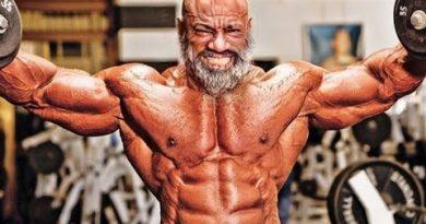 AGE DOESN'T MATTER - BATTLE FOR MR. OLYMPIA 2020 - DEXTER JACKSON MOTIVATION