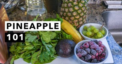 Green Smoothie Recipe #12 (from 30-Day Green Smoothie Challenge for Busy People)