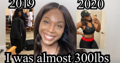 MY WEIGHT LOSS JOURNEY! With * BEFORE AND AFTER PICS*