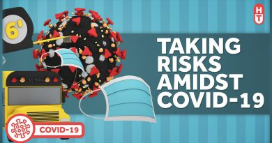 Managing Risk in a Pandemic