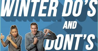 Men's Winter Style Do's and Don'ts | Men's Winter Style Tips
