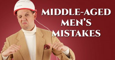 Middle-Aged? These 9 Things Make You Look Old! - Men's Style & Grooming Advice
