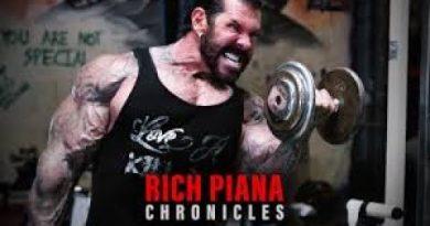 Rich Piana Chronicles- Bodybuilding Movie
