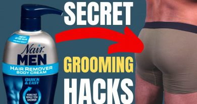 Secrets Grooming Hacks Your Daddy NEVER Showed You