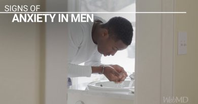 Signs of Anxiety in Men | WebMD