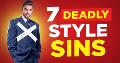 The 7 Deadly Style Sins (BIGGEST Fashion Mistakes Men Make)